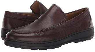 Cole Haan Hamlin Traveler Venetian (Deep Mahogany) Men's Shoes