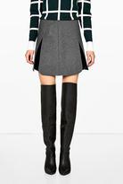 J.W.Anderson Petal Panel Pleated Skirt