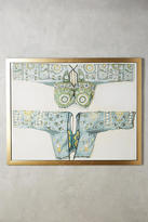 Anthropologie Broderie II Wall Art