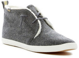 Keds Chillax Chukka Faux Fur Lined Sneaker