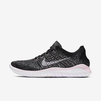 Nike Women's Running Shoe Free RN Flyknit 2018