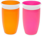 Munchkin Miracle® 360o 2-Pack 10 oz. Sippy Cups