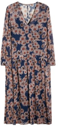 Max & Co. Calla Floral Midi Dress