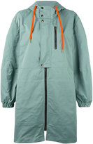 Tomas Maier waterproof coat - women - Polyester - 4