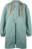 Tomas Maier waterproof coat