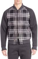 Tomas Maier Men's Scuba Fleece Jacket - Size x-large
