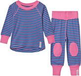 Geggamoja Pink 2-Piece Bamboo Pyjamas