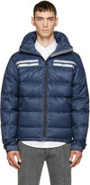 Canada Goose Blue Down Summit Jacket