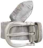 Vanzetti Belt anthrazit/grau/silber