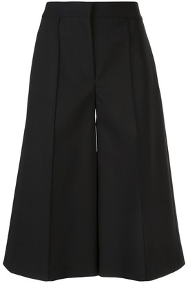 Adam Lippes Double Face Wool Culottes