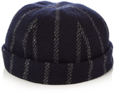 Maison Michel Calvin wool and cashmere-blend hat