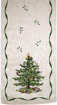 Avanti Spode Christmas Tree Table Runner