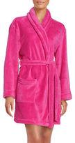 DKNY Chenille Short Robe