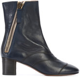 Chloé Lexie ankle boots - women - Leather - 35