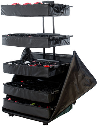 TreeKeeper 5-Tray Adjustable Telescoping Ornament Storage Bag