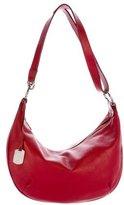 Furla Pebbled Leather Shoulder Bag