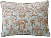 JCPenney Linden StreetTM Fairview Blue Floral Oblong Decorative Pillow