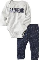 Old Navy Bodysuit & Pants 2-Piece Set for Baby
