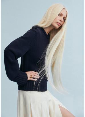 Thomas Laboratories G. Label Sweater with Epaulets