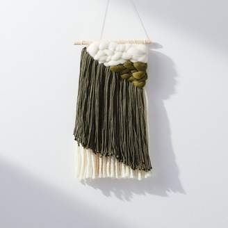 west elm SunWoven Wall Hanging - Small