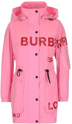Burberry Horseferry Print Parka