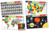 Melissa & Doug Advanced Subject Skills Learning Mats Set