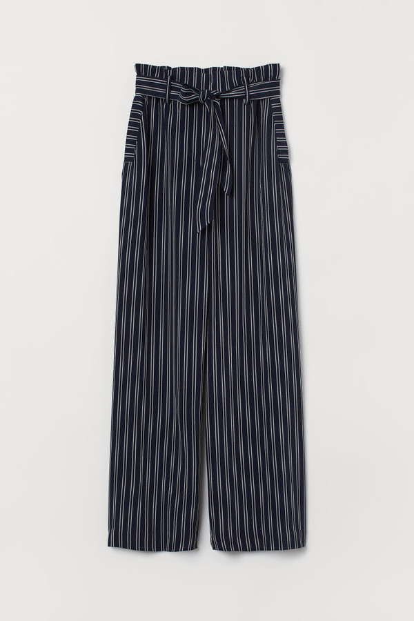 e757b4da94 H&M Women's Wide Leg Pants - ShopStyle
