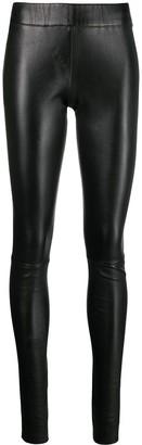 Sylvie Schimmel Skinny Leather Trousers