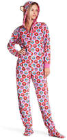 Paul Frank Printed Fleece Bodysuit