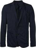 Wooyoungmi checked blazer - men - Wool - 46