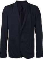 Wooyoungmi checked blazer - men - Wool - 48