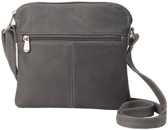 Le Donne Leather Crossbody - Caspian