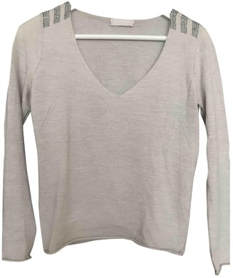 Zadig & Voltaire Grey Wool Knitwear for Women