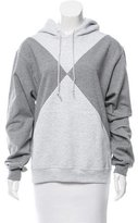 Opening Ceremony Colorblock Hooded Sweatshirt w/ Tags