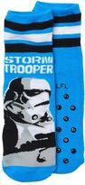 Boys Star Wars Stormtrooper Slipper Socks