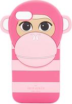 Kate Spade Silicone Monkey iPhone 7 Case