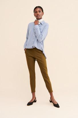 Universal Standard Moro Pocket Ponte Pants