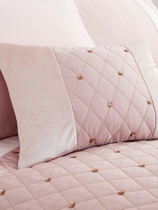 Catherine Lansfield Sequin Cluster Cushion