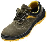 Optimal Product Optimal Mens Moc Toe Construction Leather Work Boots