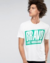 Love Moschino Bravo T-shirt