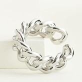 Elizabeth and James Chain Link Ring