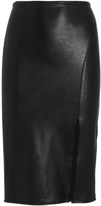 Commando Vegan Leather Pencil Skirt