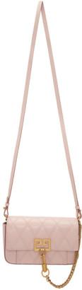 Givenchy Pink Mini Pocket Bag