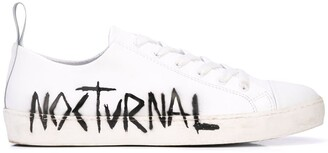 Haculla Nocturnal low-top sneakers