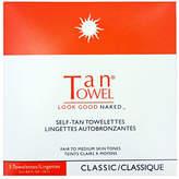 Tan Towel Self-Tan Towelettes Five-Pack Classic
