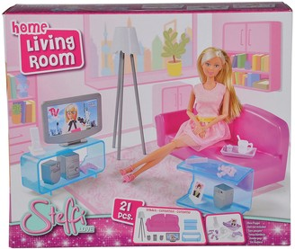 Simba Toys Steffi Love Home Living Room Playset