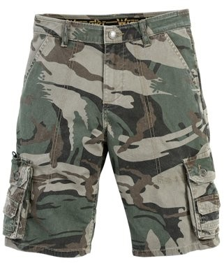 Wrangler Performance Cargo Short (Little Boys & Big Boys)