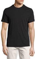 Theory Rylee Pima Cotton Double-Edge T-Shirt