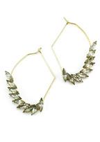 Elizabeth Cole Kaitlin Earrings 3815393221