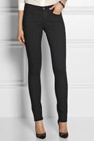 Frame Denim Forever Karlie mid-rise skinny jeans
